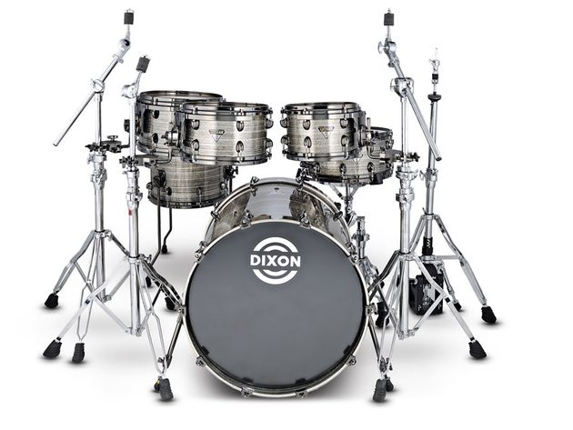 Dixon Artisan Custom Traditional Maple Series drum kit (£1650)