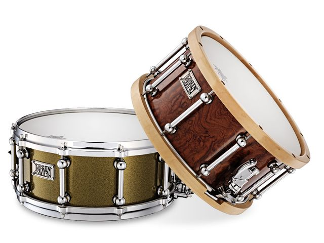 Morgan Davies Snare Drums (£529)