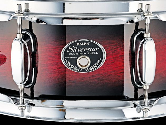 Transparent Red Burst is one of eight finishes on offer.