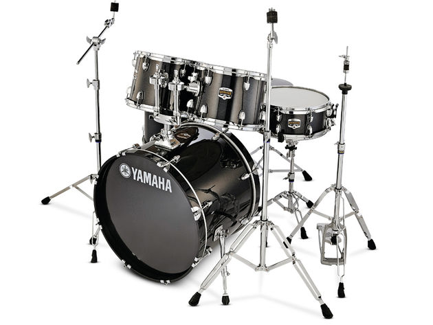 Yamaha Gigmaker drum kit (£530)