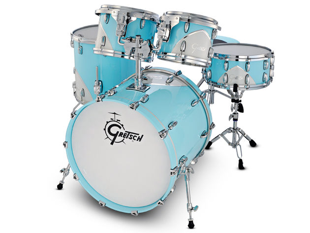 Gretsch Renown '57 drum kit (£1606)