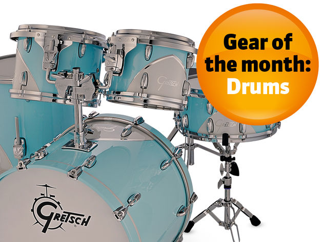 Drum gear of the month: July 2011