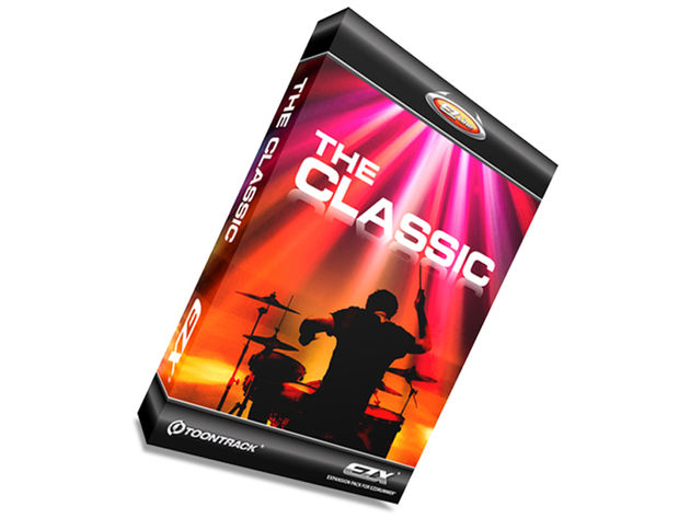 Toontrack The Classic EZX Expansion Pack (£54.95)