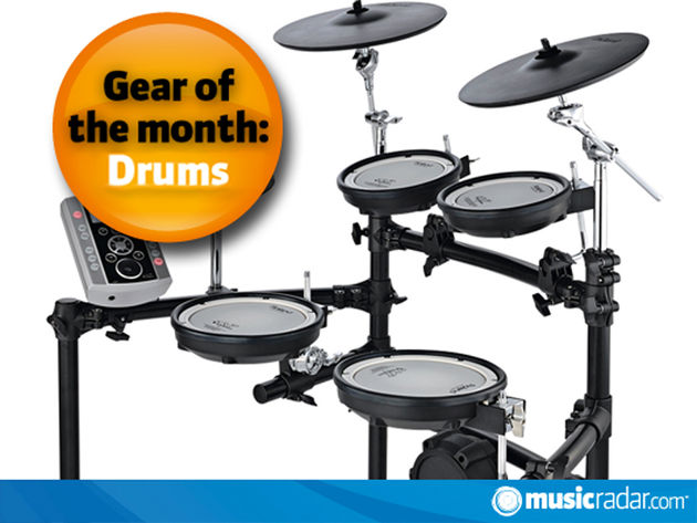Drum gear of the month: August 2011