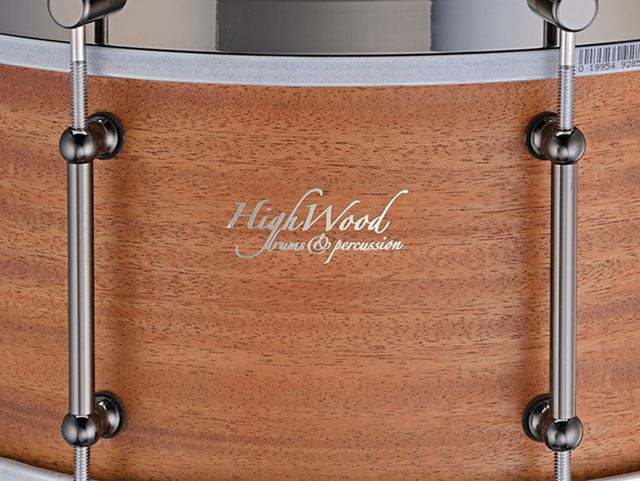 Heritage snares are 3-ply, 4.5mm thick.