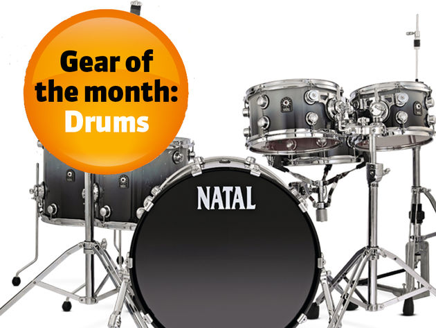 Drum gear of the month: September 2011