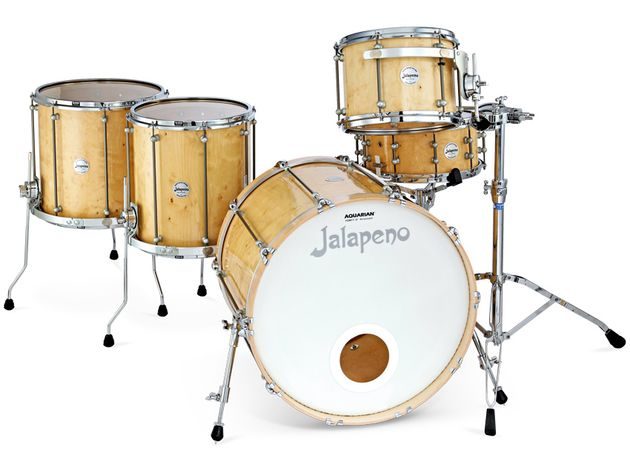 Jalapeno V-L Series drum kit
