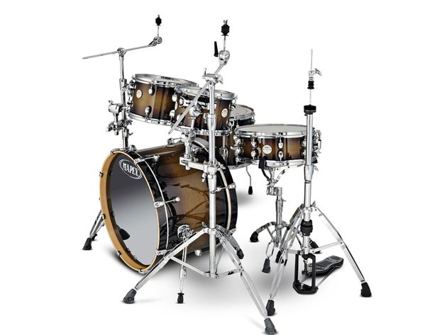 The versatile Retro Fusion is available in either maple or birch construction,