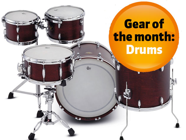 Drum gear of the month: October 2011