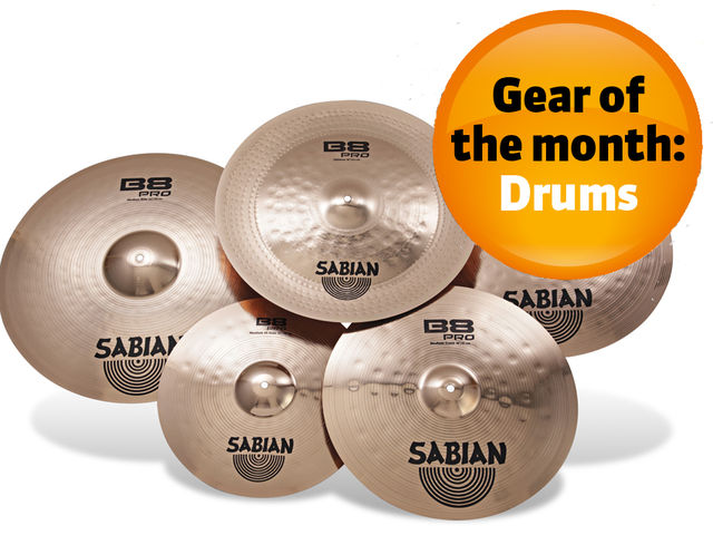 Drum gear of the month: November 2011