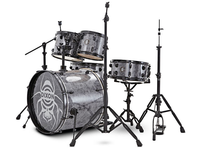 Dixon Black Widow Drums