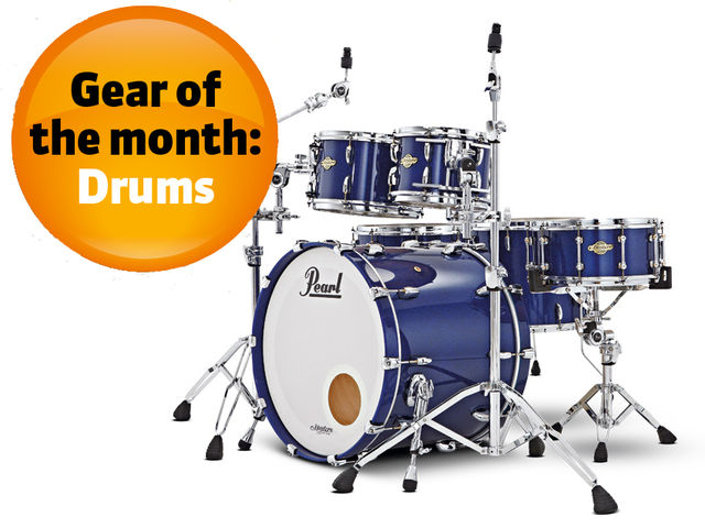Drum gear of the month: February 2012