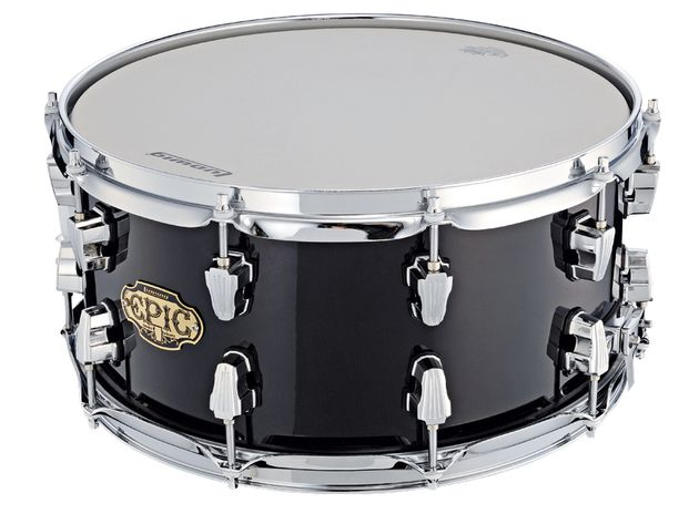 Ludwig The Brick snare drum