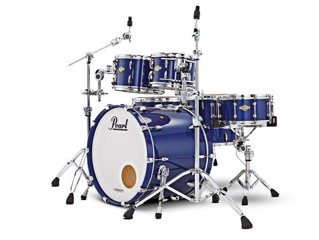 Pearl Masters Premium Legend drum kit