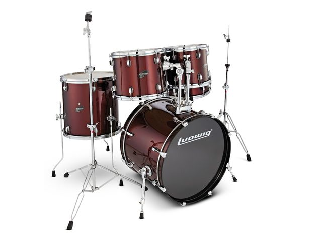 Ludwig Accent 100 Power Kit