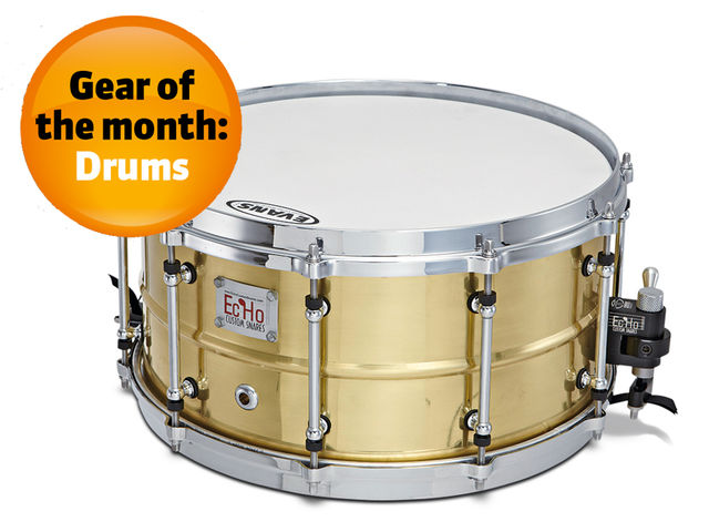 Drum gear of the month: April 2012