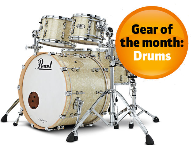 Drum gear of the month: May 2012