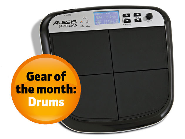 Drum gear of the month: June 2012