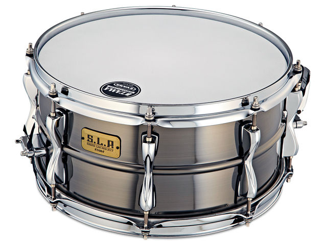 The Sonic Steel snare cries out for reggae off-beats.