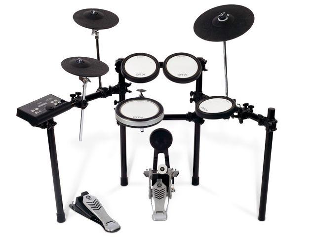 Yamaha Dtx540K Electronic Drum Set
