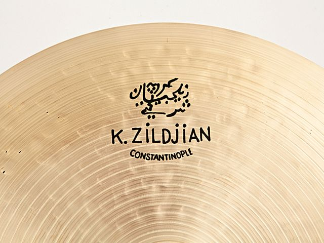 Complex hammering stamps each K Constantinople cymbal with its unique sonic identity.