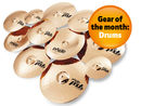 New drum gear of the month: review round-up (August 2012)