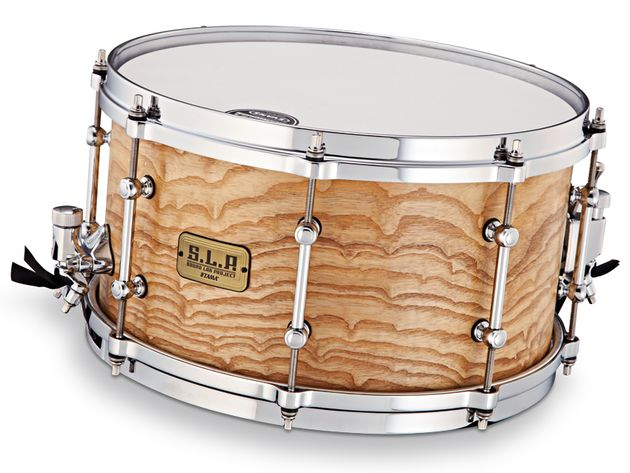 "The G-Maple drum has the smallest diameter in the SLP range, but a wholesome 7"" depth."
