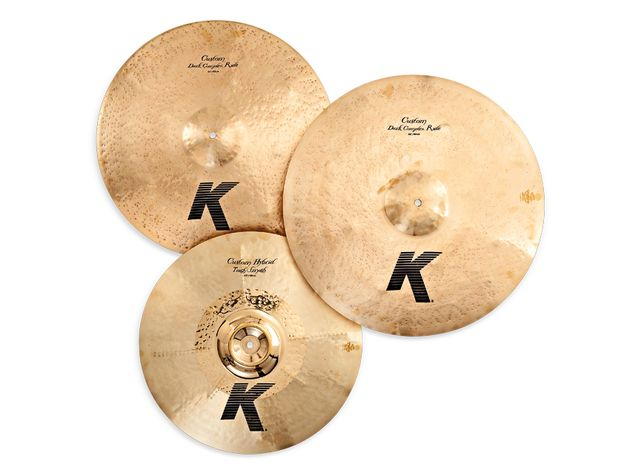 Zildjian K Custom new additions (from 393)