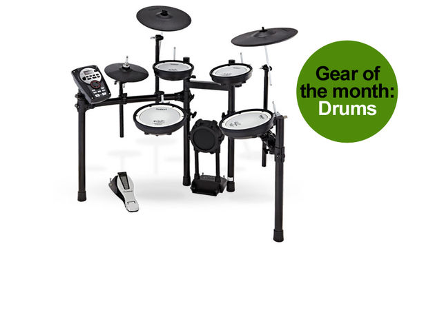 September's new drum gear