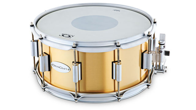 Drumcraft Series 8 Metal Snare Drums