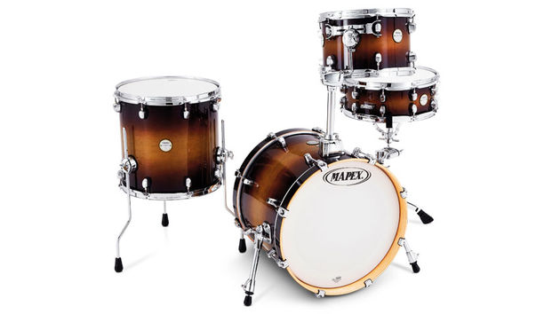 Mapex Meridian Maple Jazz drum kit