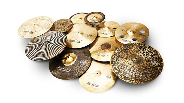 Murat Diril cymbals are wood (not gas like others) 'cooked' in a process which involves hammering and lathing in three separate cycles