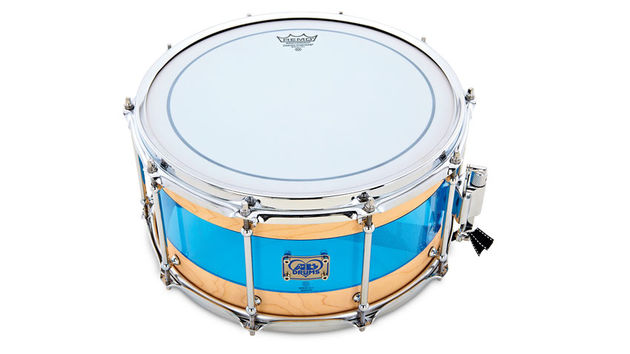 AD Drums Maple/Acrylic hybrid snare drum