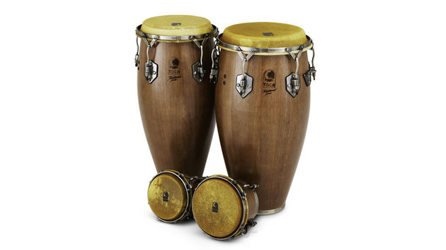 Toca Traditional Series Congas And Bongos