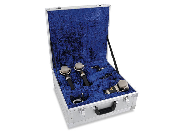 Blue Microphones Drum Kit (Série Signature)