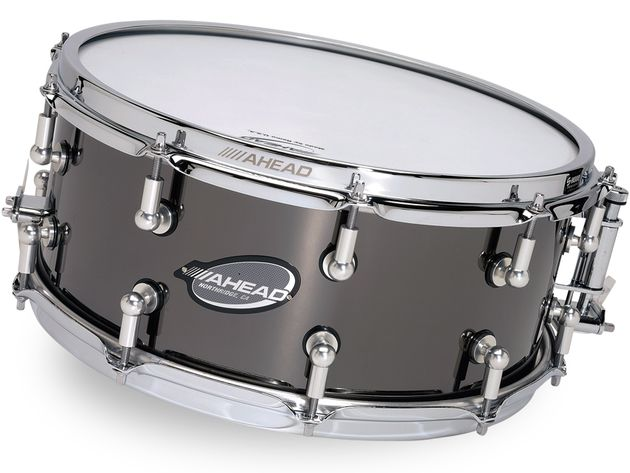 Ahead Brass Snare Drum (£475)