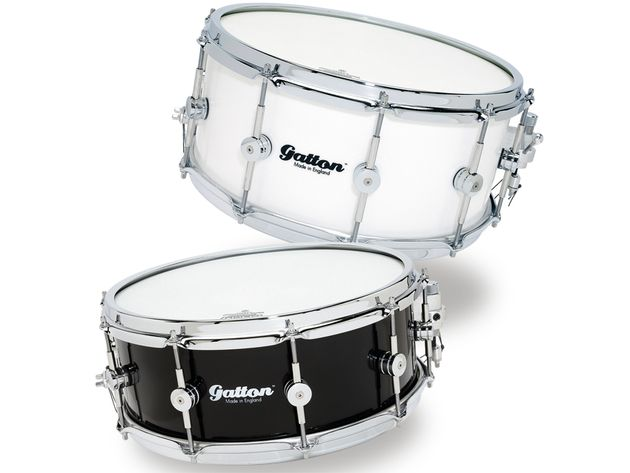 Gatton Snare Drums (£435)