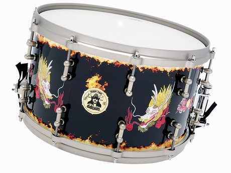 ddrum vinnie paul snare drum
