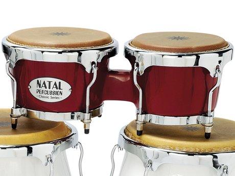 Natal classic bongos