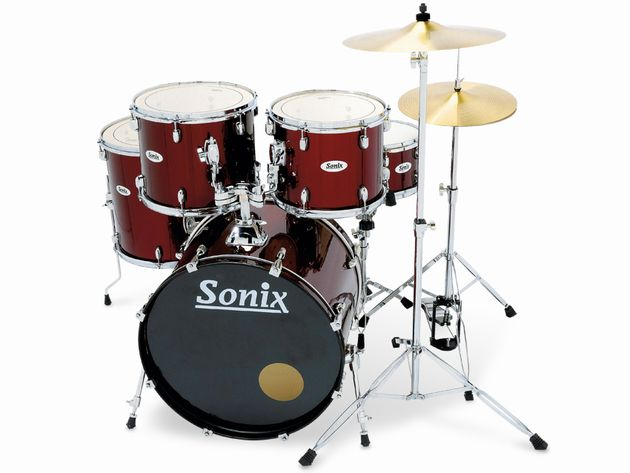 Percussion Plus Sonix Drum Kit (£329)