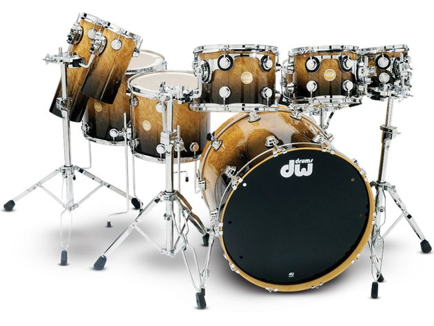 DW SSC drum kit (£8564)