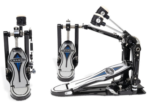 Mapex Falcon bass drum pedals (£175)