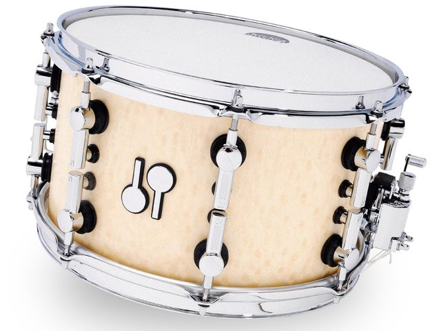 Sonor SQ2 snare drum (£625)