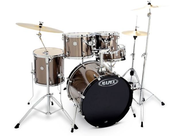 Mapex Horizon HX drum kit (£575)