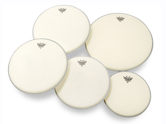 Remo Ambassador-X Heads (from £13.50)