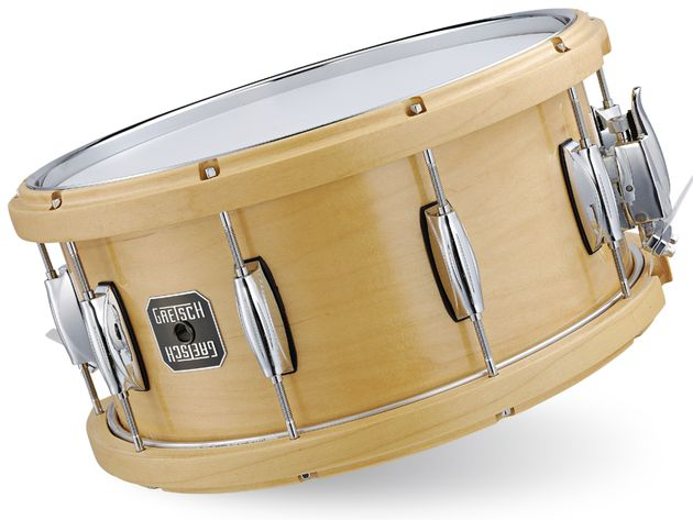 Gretsch Full Range snare drums