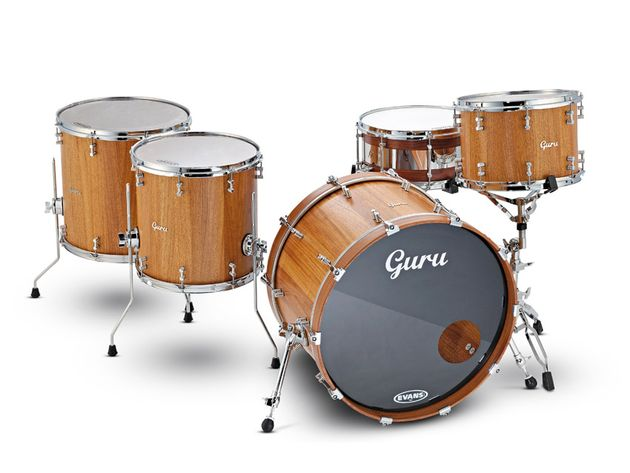 Guru Drumworks Kit (£2848)