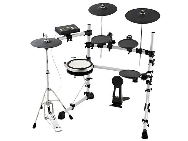 Yamaha DTX550K electronic drum kit (£1550)