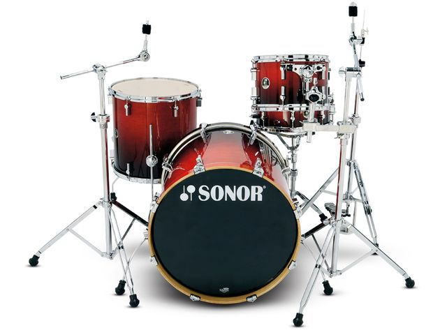 Sonor Force 2007 Rock drum kit (£905)