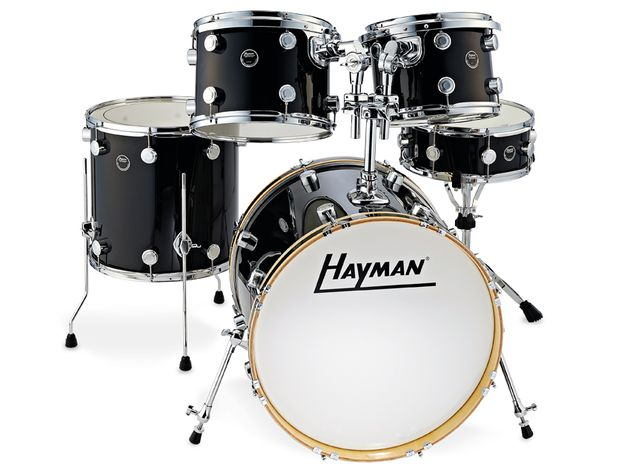 Hayman Showman Big Sound drum kit (£999)